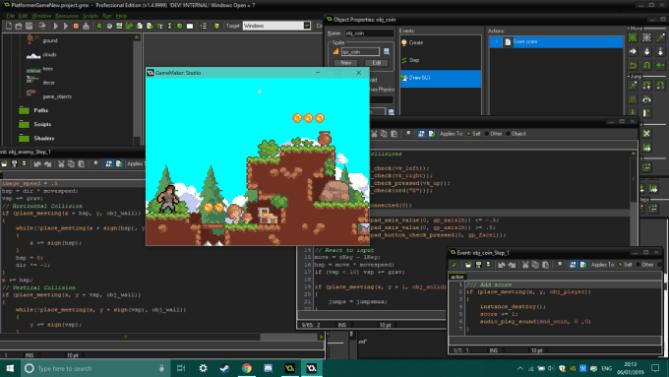 GameMaker Studio Ultimate 2.2.3.436 Crack Full Version + Key