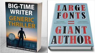 Five publishing design cliches