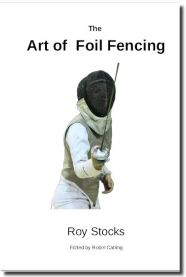 The Art of Foil Fencing, 1st Edition paperback cover