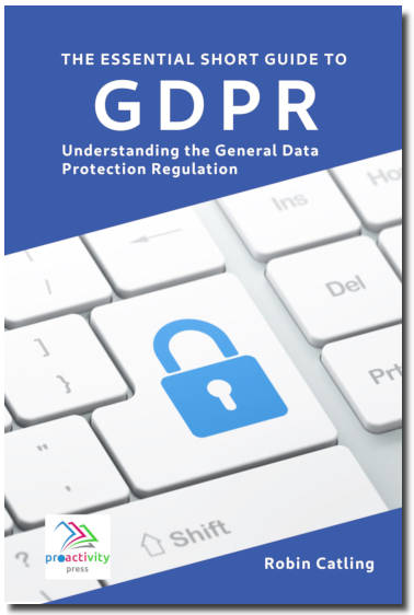 The Essential Short Guide to GDPR