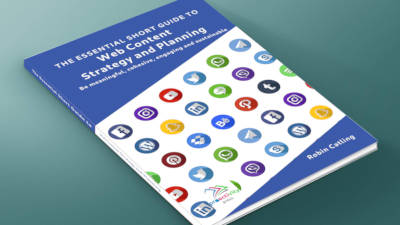 Sampler from 'Web Content Strategy and Planning'
