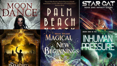 Spot-on Genre Book Covers