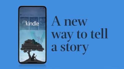Serialised platform Kindle Vella goes live