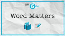 5 Live launches Word Matters