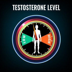 86083900 - testosterone deficiency concept