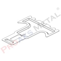 Suspended Ceiling T Clip - Proaks Metal Building Accessories