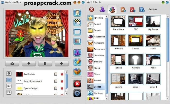WebcamMax Keygen