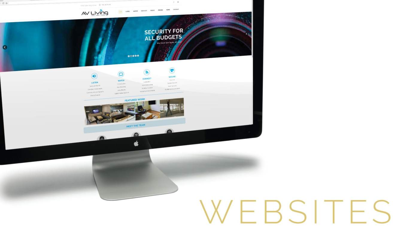 Websites 1 - Our Work