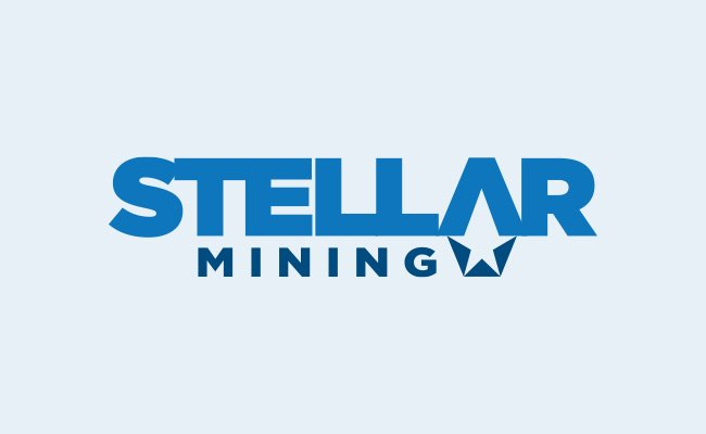 stellar mining - Logos