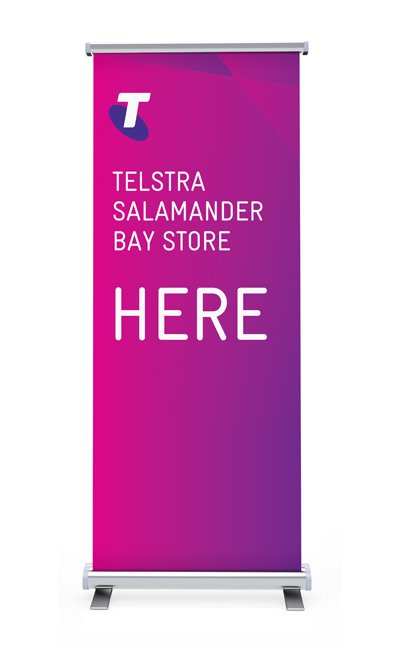 telstra banner - Banners