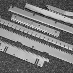 Cuchillas dentadas para procesos