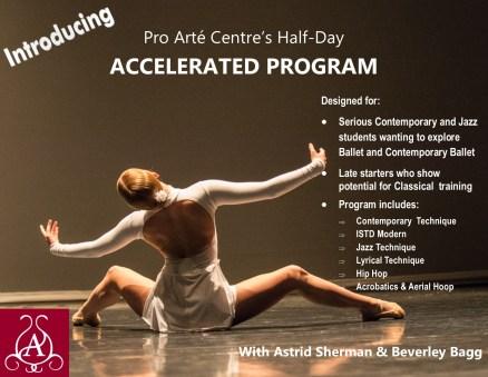 Accelerated Program