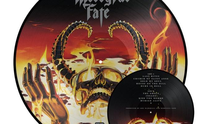 Mercyful Fate 9 Picture Disc 12 Indiemerchstore
