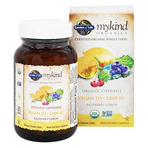 Garden of Life® mykind Organics Vegan D3 2,000 IU