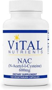 Vital Nutrients NAC
