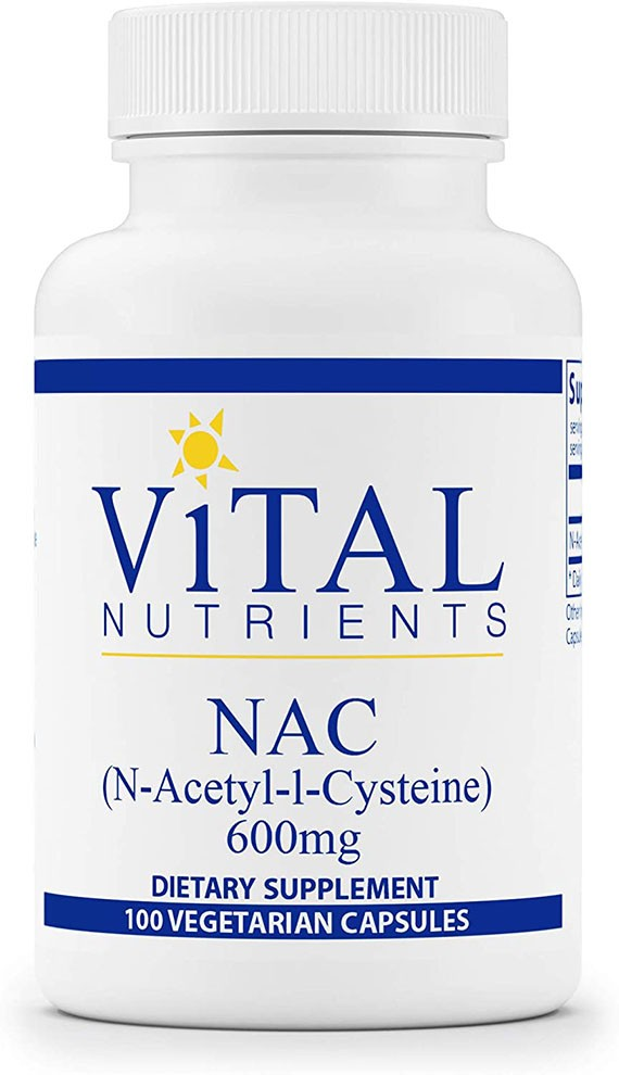Vital Nutrients NAC