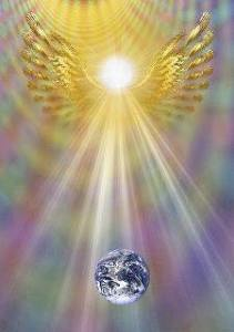 Heavens blessing Earth