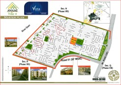 Awami Villas 3 -Bahria Town Rawalpindi