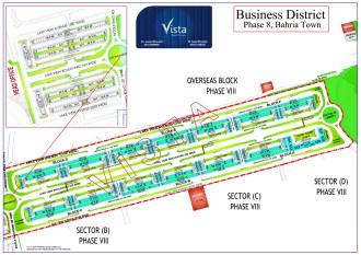 Business District - Bahria Town Rawalpindi
