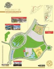 Precinct 18- Bahria Town Karachi