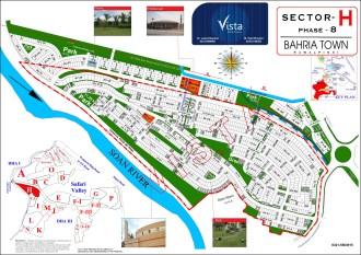 Sector H Bahria Town Rawalpindi