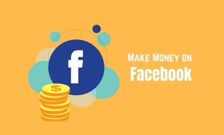 Make Mony on Facebook