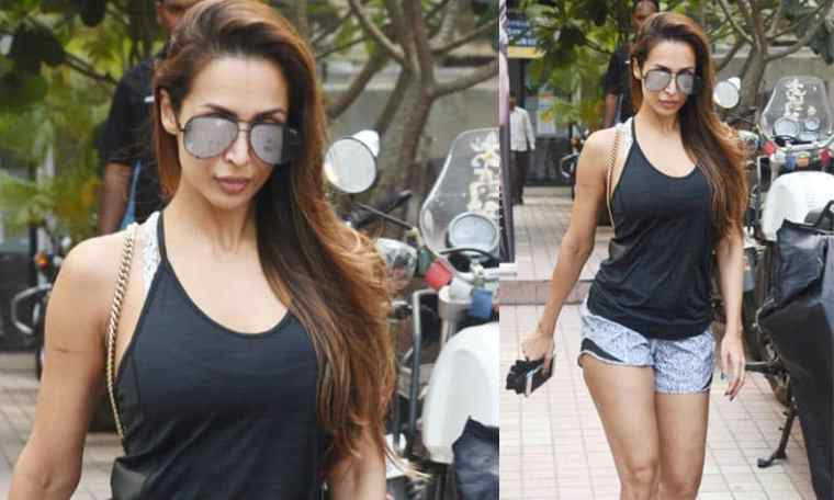 Indian actress Malaika Arora Hot