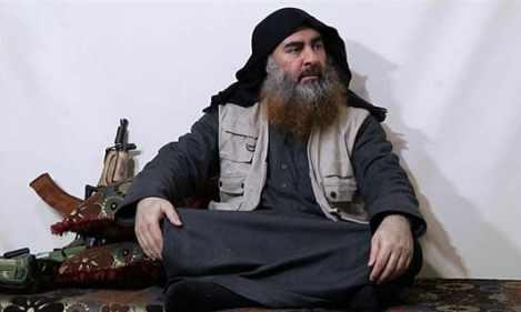 is leader abu bakr al baghdadi