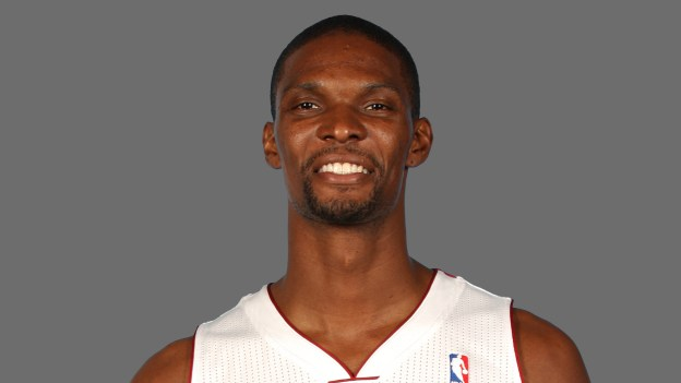 NBA Miami Heat Chris Bosh