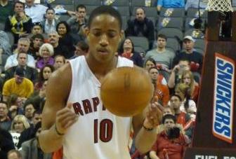 DeMar DeRozan Free Throws