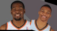 OKC Westbrook and Durant