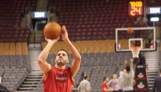 Greivis Vasquez shooting by Paul Saini 2 (Fylmm