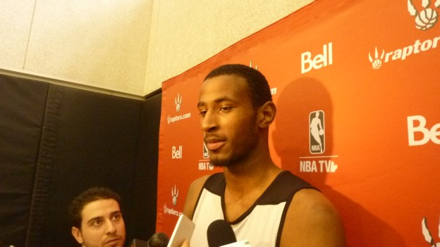 NBA D-League Mississauga Raptors 905 DeAndre Daniels