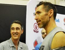 Steve Nash & Stephen Brotherston by MoVernie 7-20-2014 cropped