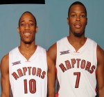 TOR DeRozan and Lowry