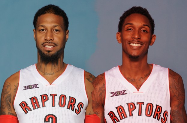 TOR James Johnson and Williams