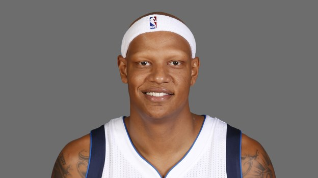 NBA Dallas Mavericks Charlie Villanueva