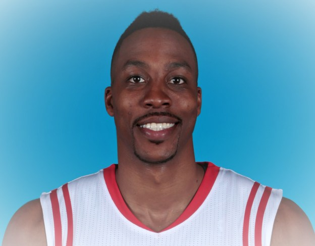NBA Houston Rockets Dwight Howard