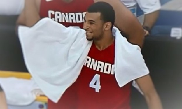 NBA Denver Nuggets, Team Canada and Kentucky Wildcats Jamal Murray