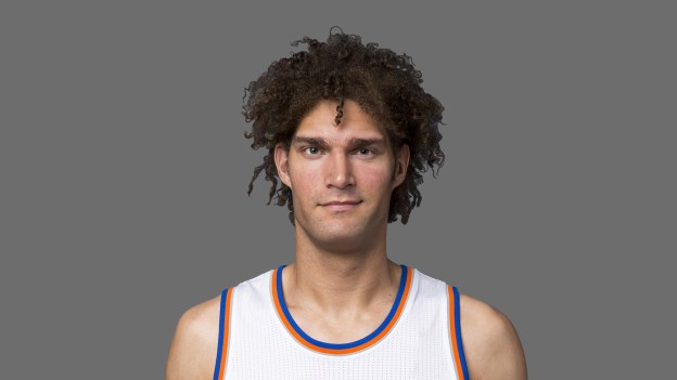 NBA New York Knicks Robin Lopez