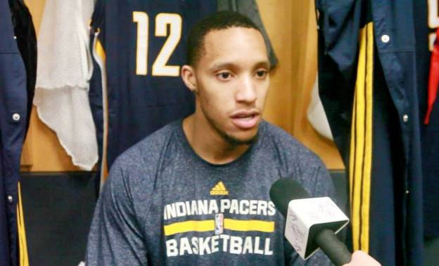 NBA Indiana pacers Boston Celtics Portland Trail Blazers Evan Turner