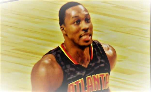 NBA Atlanta Hawks Dwight Howard