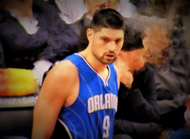 NBA Orlando Magic Nikola Vucevic