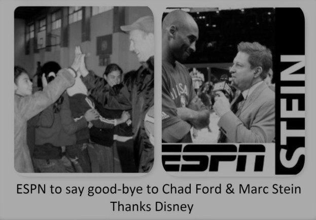 NBA ESPN Chad Ford and Marc Stein
