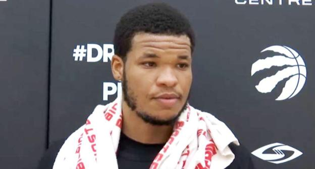 NBA G-League Toronto Raptors Kennedy Meeks