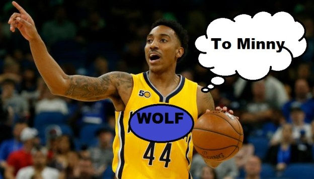 NBA Minnesota Timberwolves Jeff Teague