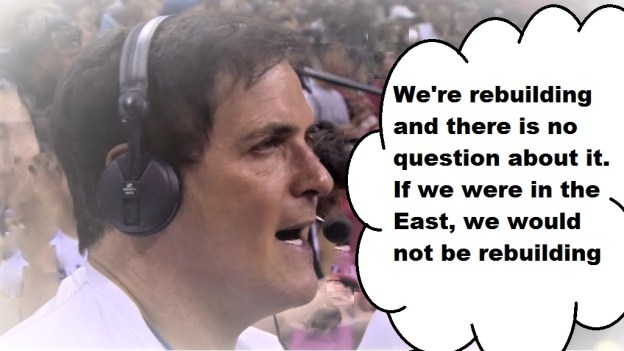 NBA Dallas Mavericks owner Mark Cuban