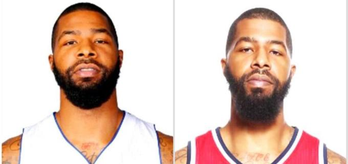 NBA Celtics Marcus Morris and Wizards Markieff Morris