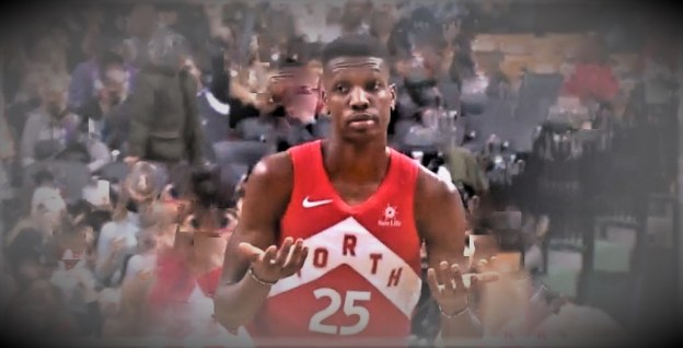 NBA Toronto Raptors Chris Boucher