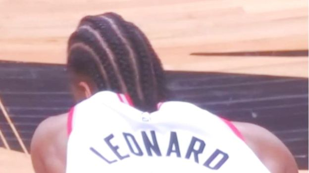 NBA Toronto Raptors Kawhi Leonard playoffs 2019